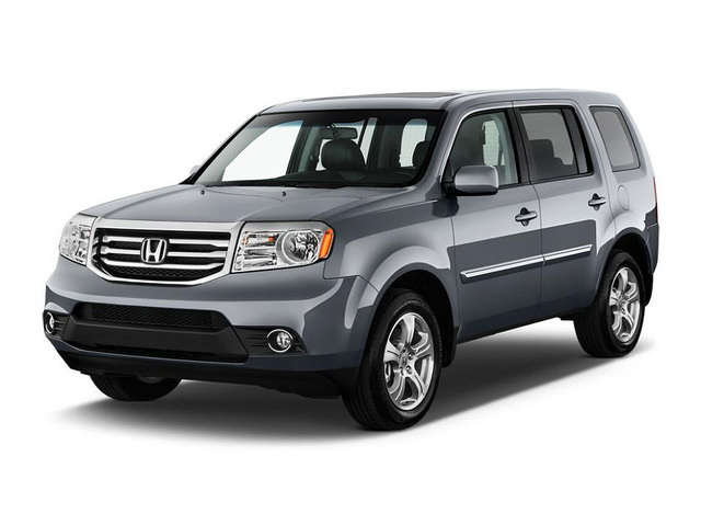 2015 Honda Pilot the LX 2WD to the Touring 4WD