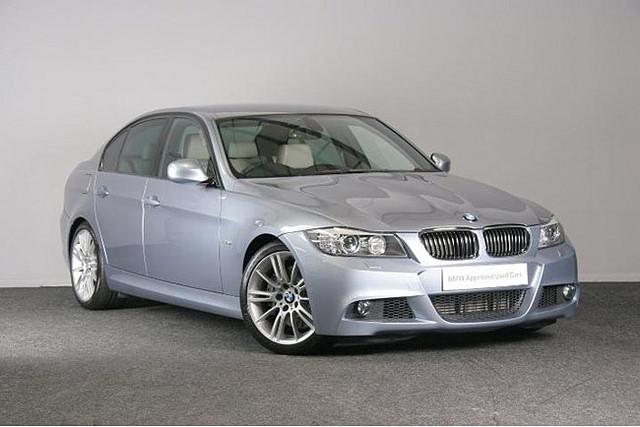 BMW E90 335D MSPORT LCI