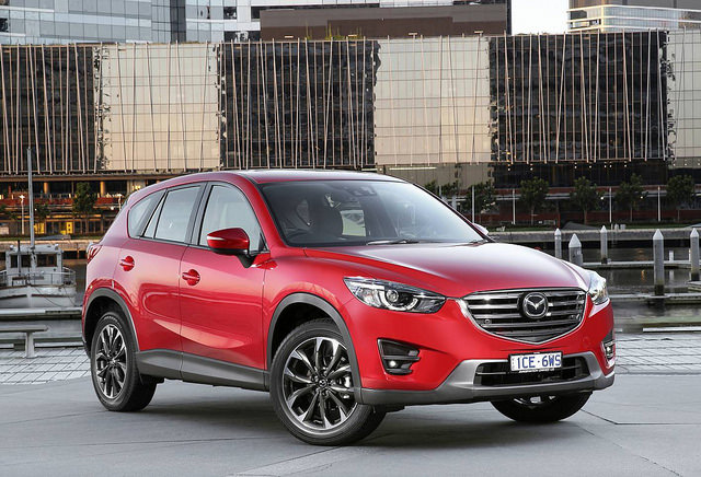 MY15 Mazda CX-5 First Drive