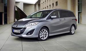 Минивэн Mazda5 снимут с производства в 2015 году