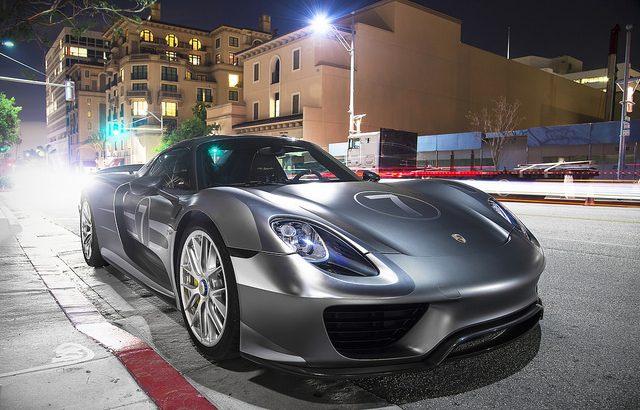 10 Gorgeous Vehicles