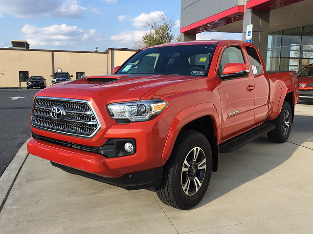 Toyota Tacoma TRD Extended Cab