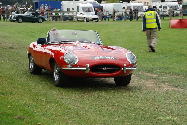 160WK 1961 Jaguar E-Type 3.8 Litre