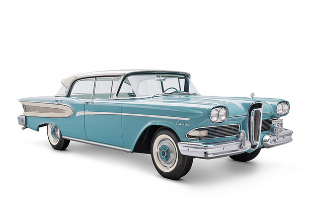 1958 Edsel Citation Hardtop