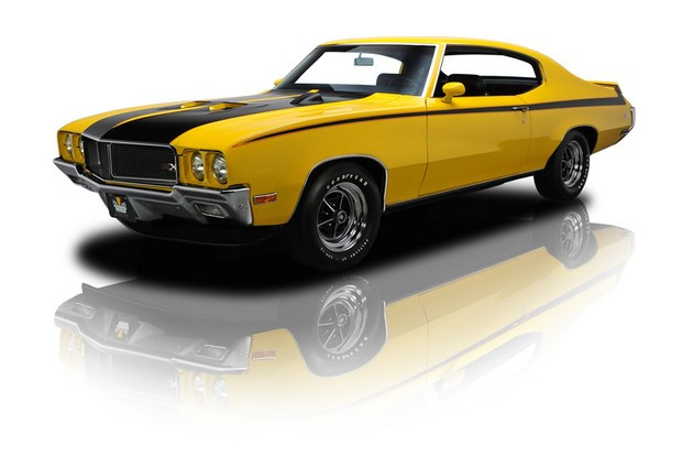 1970 Saturn Yellow Buick GSX 455 Stage 1