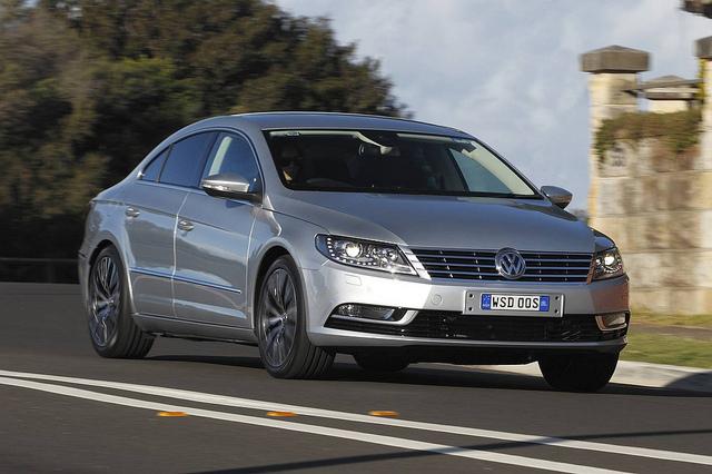 2012 Volkswagen CC - First Drive