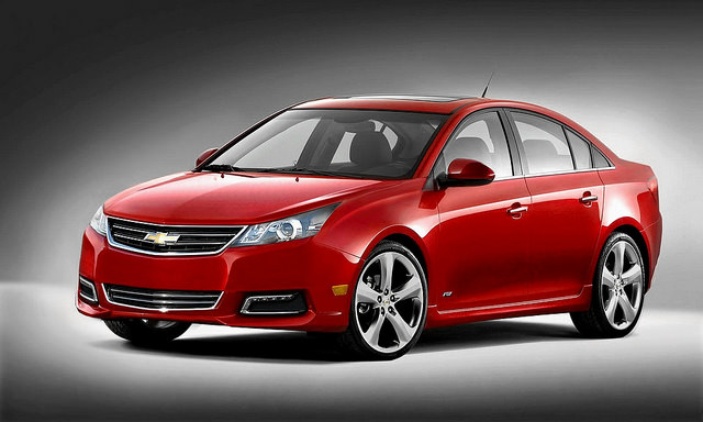 2015 Chevy Cruze Wallpaper