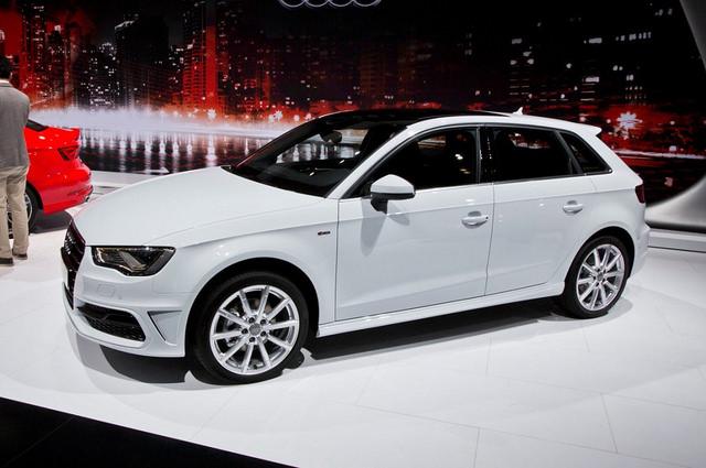 2016 Audi A3 Sedan and Convertible