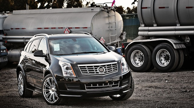2016 Cadillac SRX Design, Engine And Price