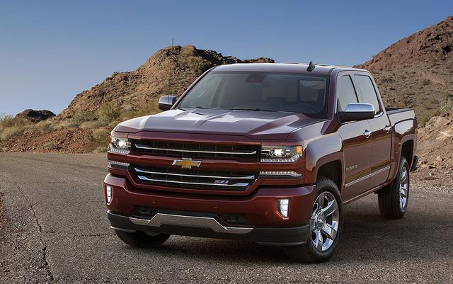 2016 Chevrolet Silverado 1500 Ltz, Diesel, Release