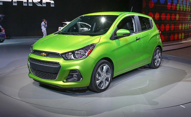 2016 Chevrolet Spark Price Review