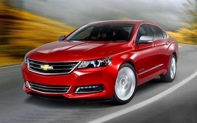 2016 Chevy Impala Design, Engine And Price