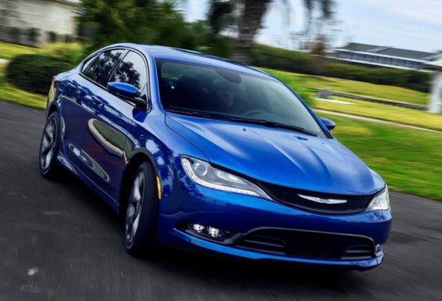 2016 Chrysler 200 Review and Changes