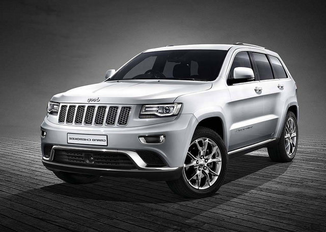 2016 Jeep Grand Cherokee Changes and Release Date