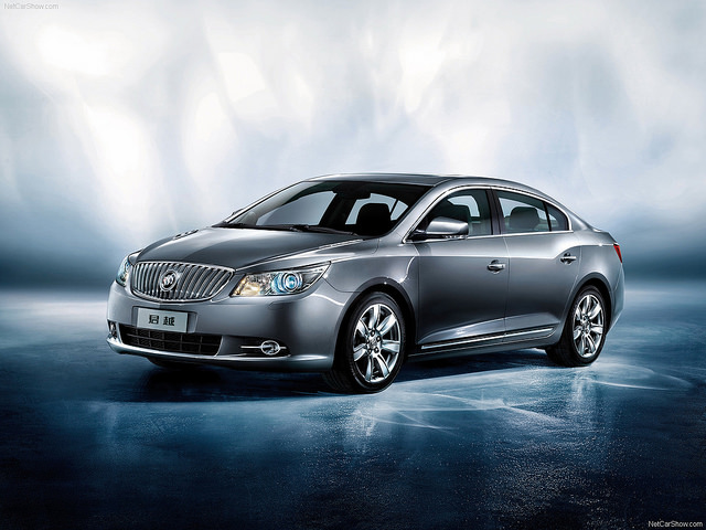 Buick Lacrosse Car Wallpapers For Iphone