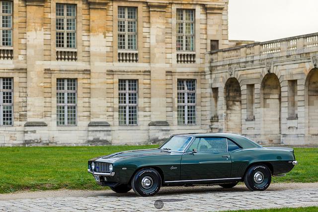 Chevrolet Camaro 1969 clone ZL1