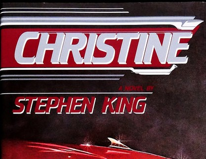 """Christine"" by Stephen King. West Kingston: Donald M. Grant, (1983). Deluxe edition. Illustrated by Stephen Gervais"