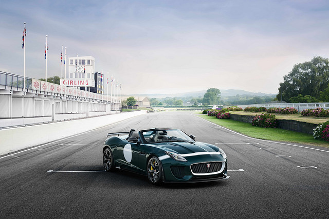 Introducing the F-TYPE Project 7