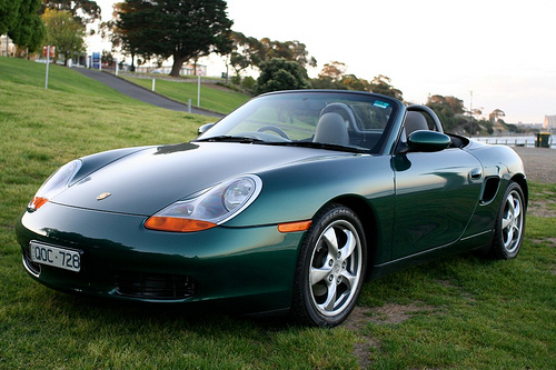 Awesome 2001 Porsche Boxster 2.7L