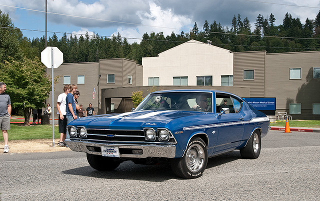 Top 20 Muscle Cars of All Time - Page 12 of 20 - Carophile
