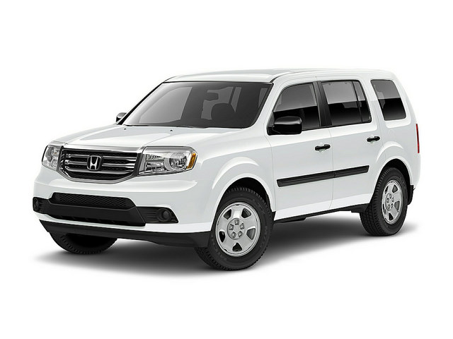 2014 Honda Pilot Owners Manual