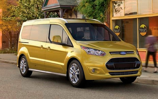 2014 New Ford Transit Connect, thought for your family.