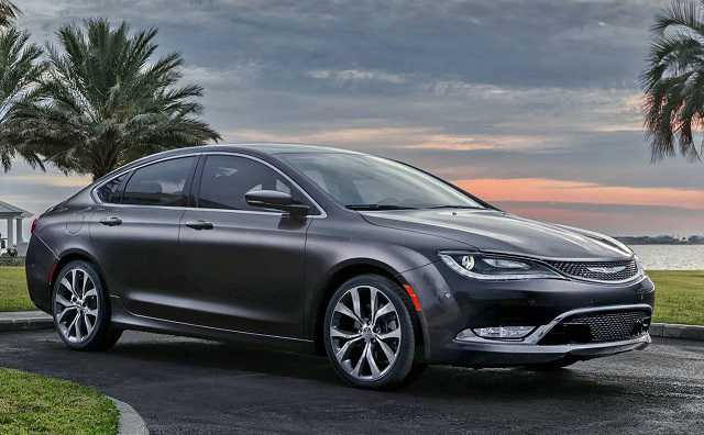 2016 Chrysler 200s V6 Awd