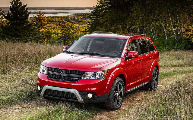 2016 Dodge Journey Review and Specs