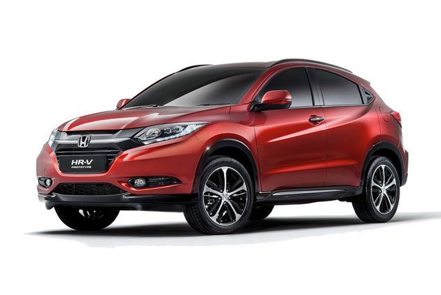 2016 Honda HR-V MSRP and Dimensions