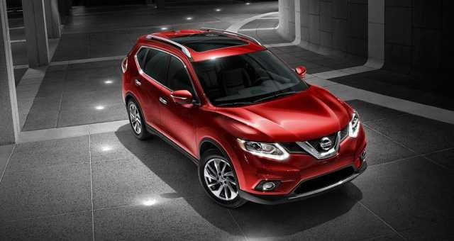 2016 Nissan Rogue Design, Engine And Price