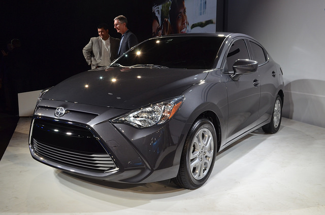 2016 Scion iA Design and Price