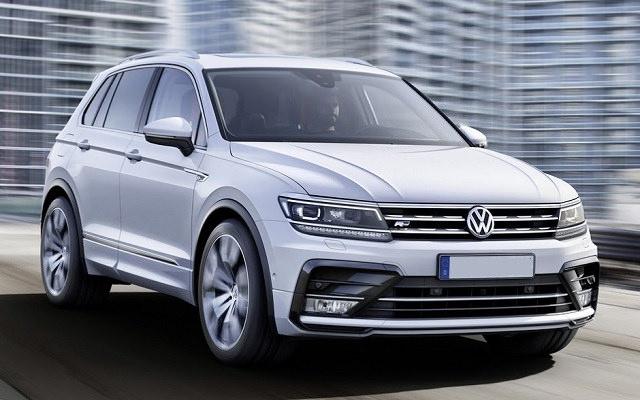 2016 VW Tiguan Tdi, Msrp, Review