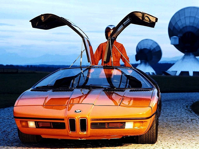 15 Cars With Gull Wing Doors