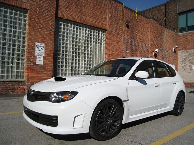 Subaru Impreza WRX STI SE