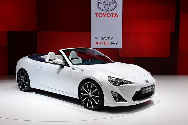 Toyota at the Geneva Motor Show 2013