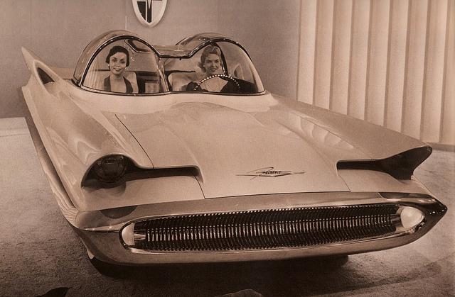 1956 Lincoln Futura Show Car 02