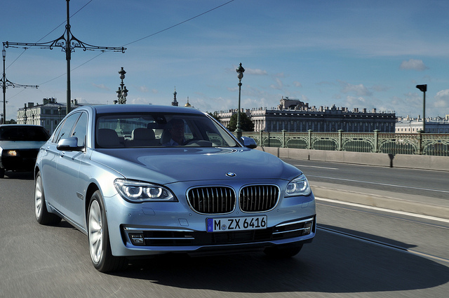 2013 BMW ActiveHybrid 7