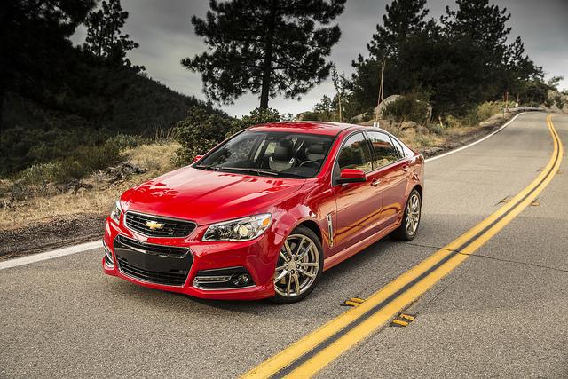 2015 Chevrolet SS - 01