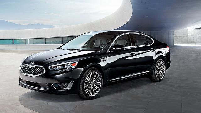 2015 Kia Cadenza Specs, Price and Review