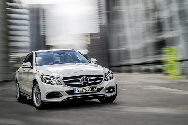 2015 Mercedes-Benz C-Class W205