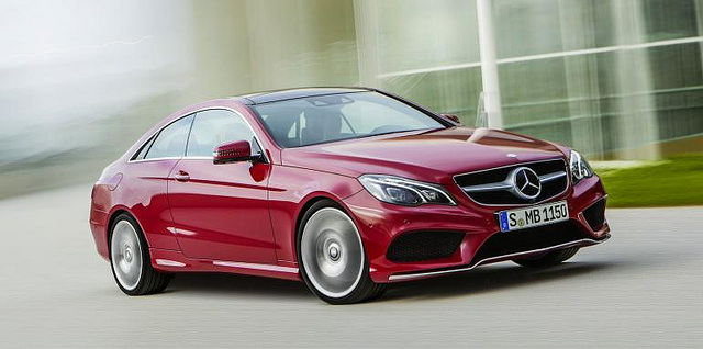 2015 Mercedes-Benz E-Class an entry level luxury 2doors