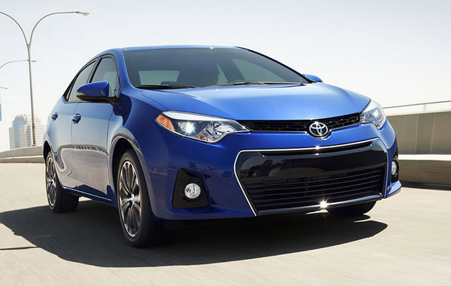 2015 Toyota Corolla Design, Engine And Price
