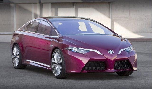2015 Toyota Prius Engine And Specs