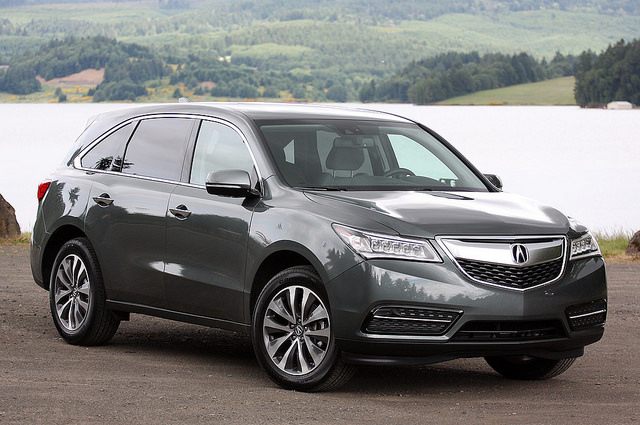 2016 Acura MDX Concept, Price, Engine and Release Date