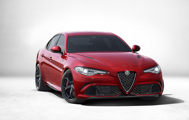 2016 Alfa Romeo Giulia Redesign and Specs