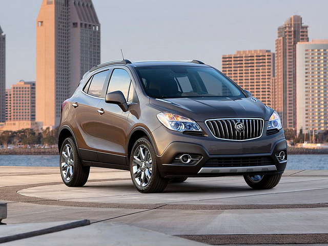 2016 Buick Encore Design, Engine And Price