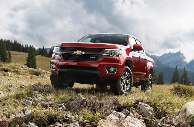 2016 Chevrolet Colorado Diesel Design And Release Date