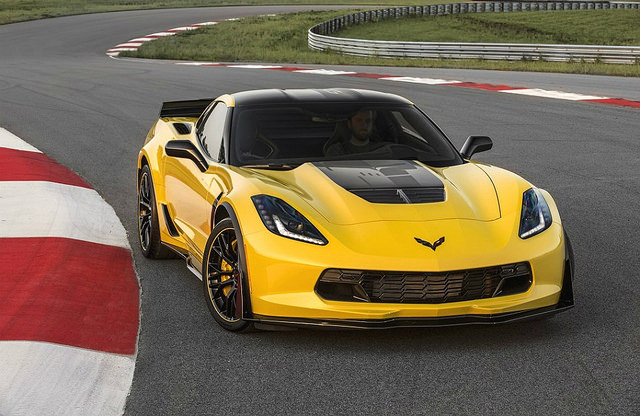2016 Chevrolet Corvette Z06 C7.R Release Date