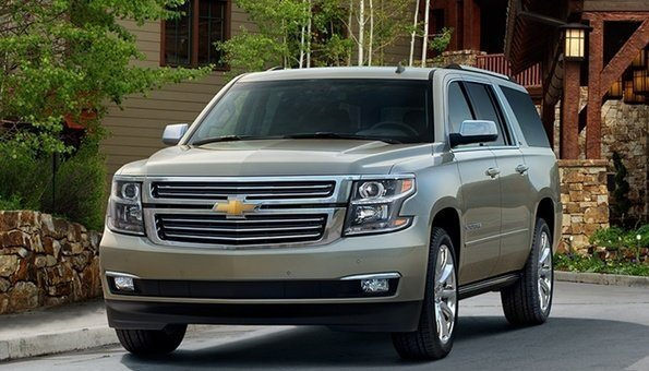 2016 Chevrolet Suburban Release Date and Reviews