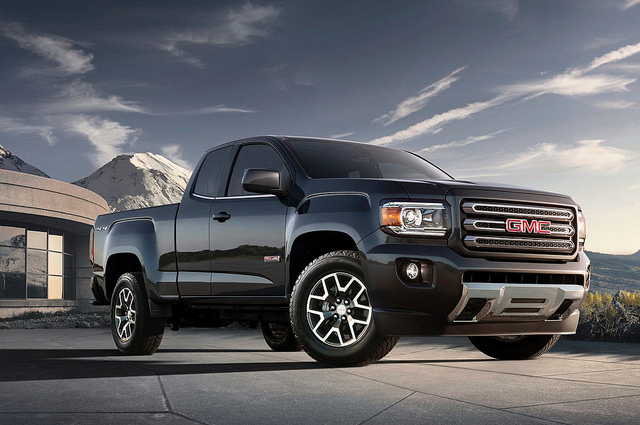 2016 GMC Canyon Design, Engine And Price